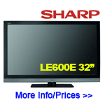 Sharp Aquos LC32LE600E