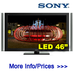 Sony Bravia KDL-46X4500 With LED Backlight