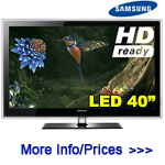 "More Info | Samsung UE40B7020W 40"" LED >>>"